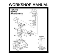 Kia Carnival Sedona 2002 2006 Workshop Service Manual U2022 9 89