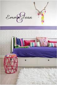 Girly Wall Stickers 25 Best Nursery Monogram Ideas On Pinterest Flower Letters