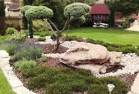 mediterrane gärten gartengestaltung mit naturstein leipzig