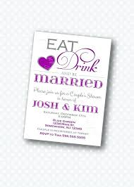 eat drink and be married invitations new eat drink be married wedding invitations or rehearsal dinner