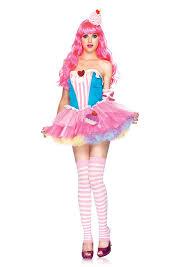 Amazon Com Leg Avenue 4 Piece Sugar And Spice Cupcake Dress With