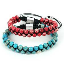 macrame beads bracelet images Macrame bracelet 2015 fashion women and men jewelry handmade jpg