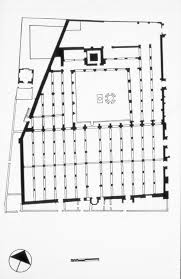floor plan of mosque great mosque of tlemcen mit libraries
