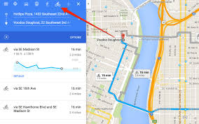 maps driving directions how to get driving directions and more from maps