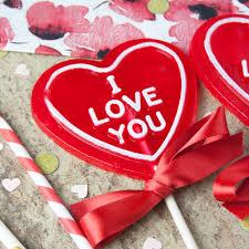 heart lollipop strawberry prosecco boozy heart lollipop by s lollies