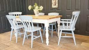 shabby chic dining tables handmade u0026 bespoke sizes loads of