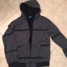 vans vans red zip up sweater size xl from posh ambassador u0027s