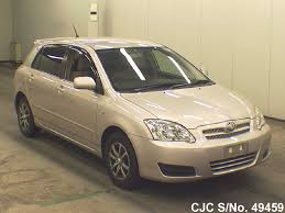 2006 toyota allex pink for sale stock no 49459 japanese used