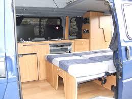 volkswagen camper inside vw transporter camper interior