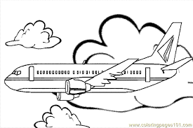 image photos plane coloring pages airplane coloring