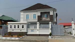 Five Bedroom House For Sale Luxury Five Bedroom Detached House Osapa Lekki