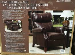 costco deal synergy home furnishings monica recliner synergy home furnishings recliner costco review home co