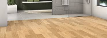 Parquet Style Laminate Flooring Haro Quality Flooring Feature Report U2013 Wood Floors In Bathrooms