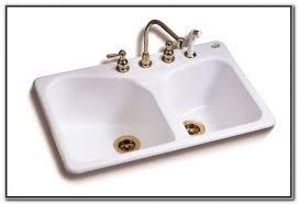 American Standard Kitchen Sinks Cast Iron Kitchen Set  Home - American standard cast iron kitchen sinks