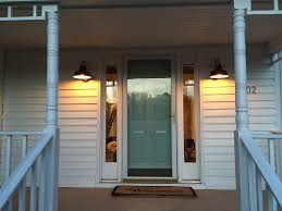 diy farmhouse porch lights