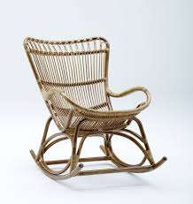 Bamboo Rocking Chair Living Room Unique Monet Rocking Chair Design Ideas With Beige