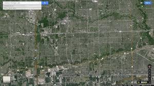Flint Michigan Map Westland Michigan Map