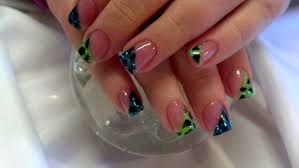 gel color led polishes mylar foils many to choose from in