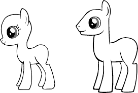 my little pony derpy coloring pages
