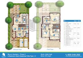 phase 2 floor plans of bloom gardens