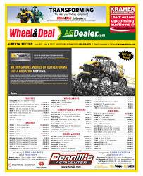 wheel u0026amp deal alberta june 4 2012 by farm business