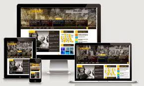 kalimaz responsive magazine blogger template free blogger