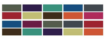 Palette Pantone And Pantone U0027s Top Colors For Fall 2013 Are Glamour