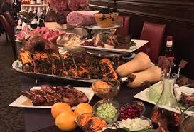 most expensive thanksgiving dinner in america being served in nyc