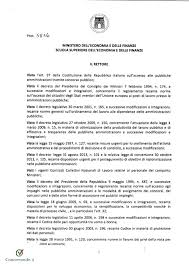 presidenza consiglio dei ministri concorsi bando concorso 179 funzionari mef ssef