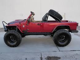 custom jeep red for sale u20142008 cop4x4 custom wrangler truck