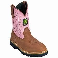 s deere boots sale deere boots johnny popper series pink leather boots jd2185