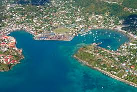 Flag Of Grenada St George Harbor In St George Grenada Harbor Reviews Phone