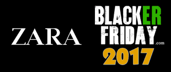 zara black friday 2017 sale deals cyber week 2017