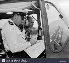 police helicopter take off uniform walkie talkie stock photo