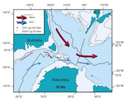 Ocean Currents Map Antarctic Iced Over When Greenhouse Gases U2013 Not Ocean Currents