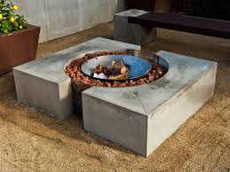 How To Make A Table Fire Pit - cheng concrete exchange drawings quadra fire cube