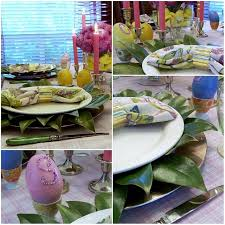 Easter Table Decorations On Pinterest by 146 Best Easter Images On Pinterest Moss Table Runner Table