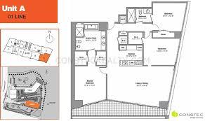 Icon Brickell Floor Plans Icon Brickell Planos De Apartamentos