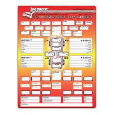 longacre setup sheets 22528