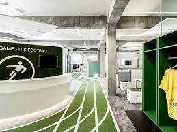 coolest office spaces around world business insider