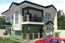 two story house designs 2 story house photos in the philippines bahay ofw