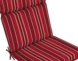 Patio Lounger Cushions Patio U0026 Pergola Appealing Stunning Red Stripes Walmart Patio