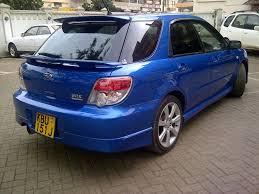 subaru sti 2006 subaru impreza wrx cars for sale in kenya on patauza