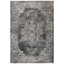 Black And Brown Area Rugs 10 X 13 Area Rugs Rugs The Home Depot