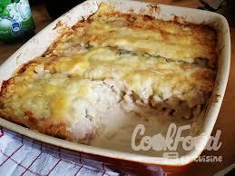 cuisiner du jambon blanc gratin de crozets de savoie au jambon blanc et au morbier