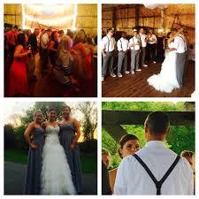 erica u0026 glenn u0027s wedding reception at steppingstone farm museum