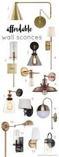 Sconce Fixture 13 Affordable Wall Sconces City Farmhouse Wall Sconces And Walls