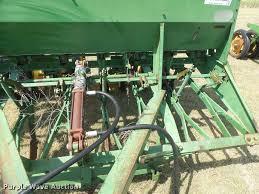 John Deere 71 Planter by John Deere Lz Hoe Drill Item Dc3960 Sold September 6 Ag