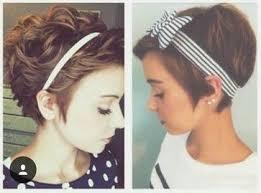 hairstyles with headbands foe mature women best 25 headband short hair ideas on pinterest headbands for