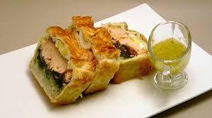 cuisine traditionnelle russe koulibiac de saumon un plat russe traditionnel recette par